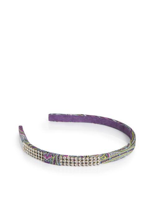 Etro | Женский Фиолетовый Ободок Sf-03443