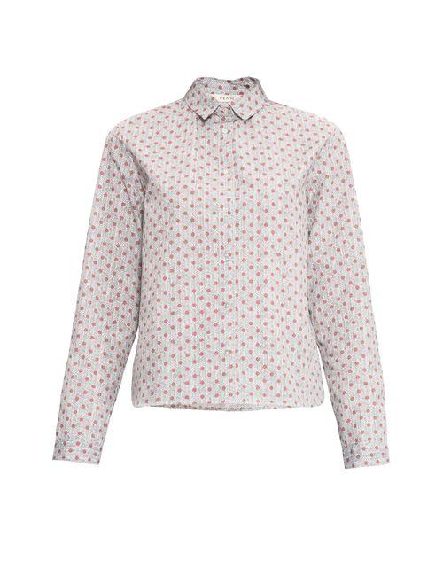 Penn   Женская Серая Блуза 1002