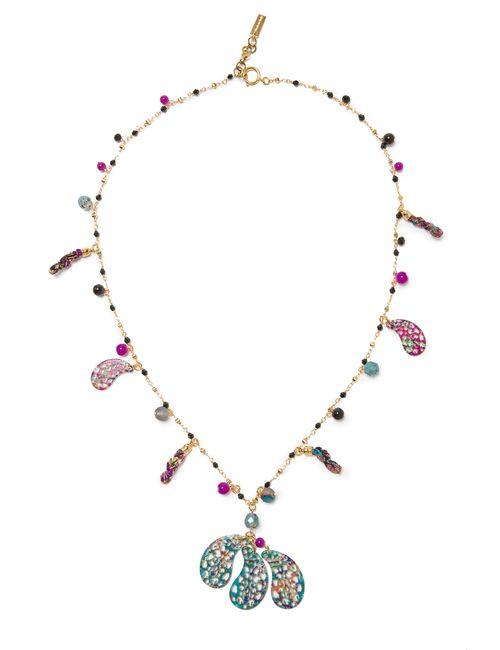 Etro | Женское Многоцветное Ожерелье Sf-58978