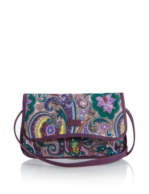 Etro | Женская Фиолетовая Сумка Sf-02853