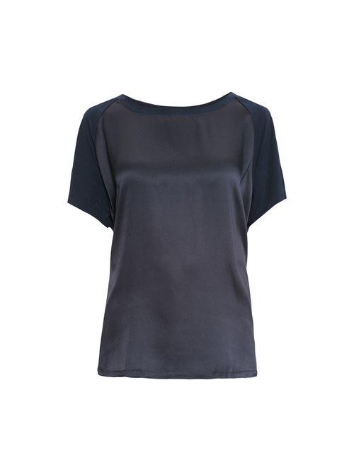 Les Tendances | Женская Синяя Блуза 63230