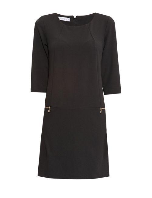 Rinascimento | Женское Чёрное Платье 342.945 Abi Dress