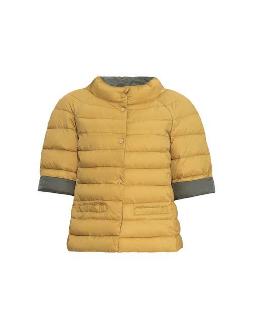 Rinascimento | Женская Жёлтая Куртка Pm88 Piumino