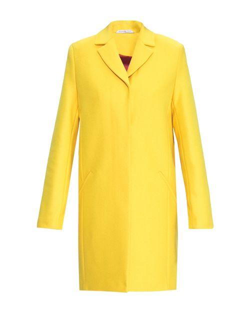 Style National | Женское Жёлтое Пальто 160509