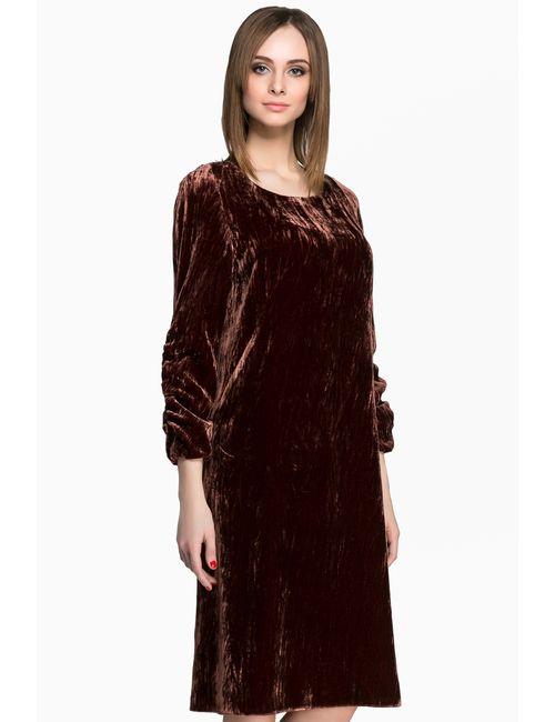 Iya Yots | Женское Бархатное Платье 142872