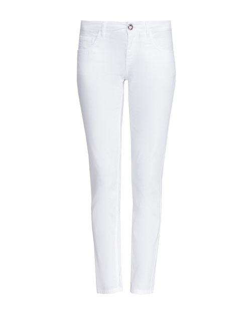 Blumarine | Женские Белые Джинсы 162197