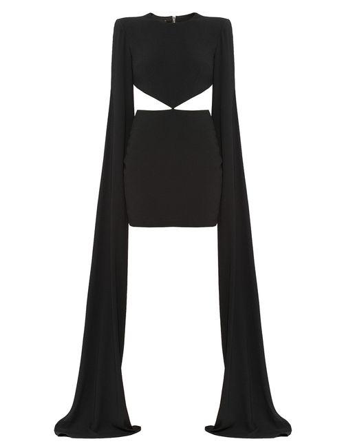 ALEX PERRY | Женское Чёрное Платье 173822