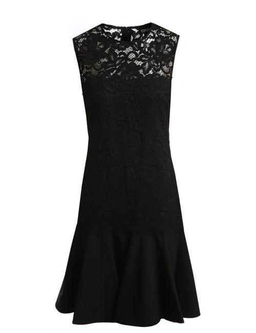 DKNY | Женское Черный Платье