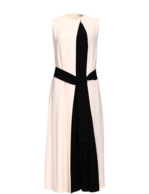 Balenciaga | Женское Платье С Поясом