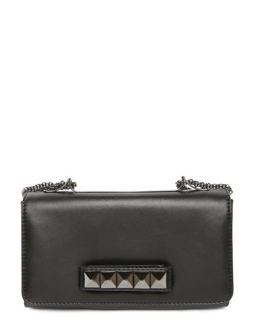 Valentino | Женская Черный Сумка Rockstud Noir