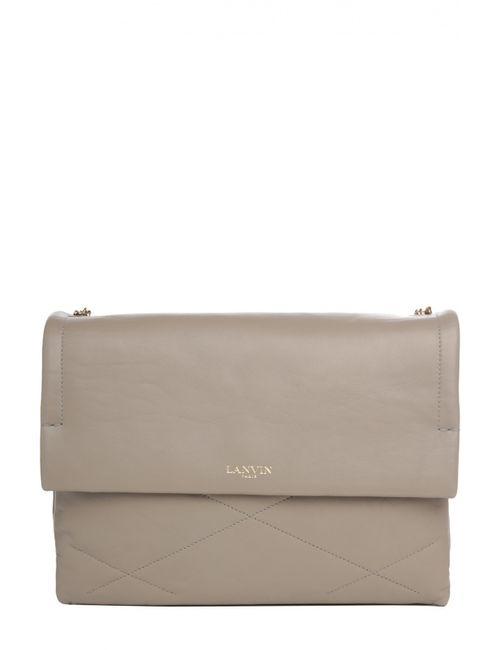 Lanvin | Женская Чёрная Сумка Sugar Bag