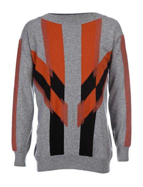 Bottega Veneta | Мужской Многоцветный Вязаный Пуловер