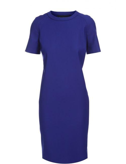Lanvin | Женское Синее Платье