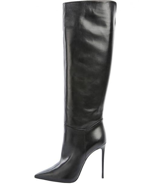 Le Silla | Женские Чёрные Сапоги