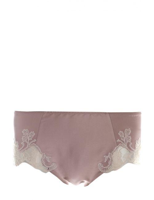 Carine Gilson | Женские Розовые Трусы