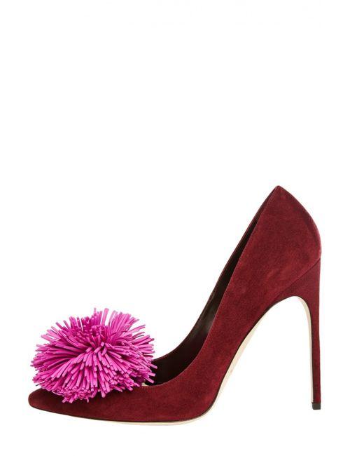 Brian Atwood | Женские Красные Туфли