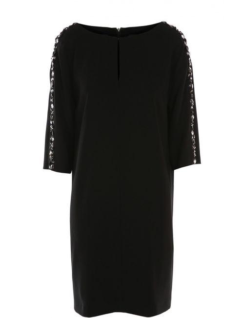 Laurel | Женское Чёрное Платье