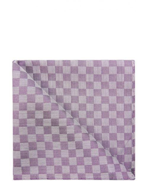 Simonnot-Godard | Мужской Фиолетовый Носовой Платок