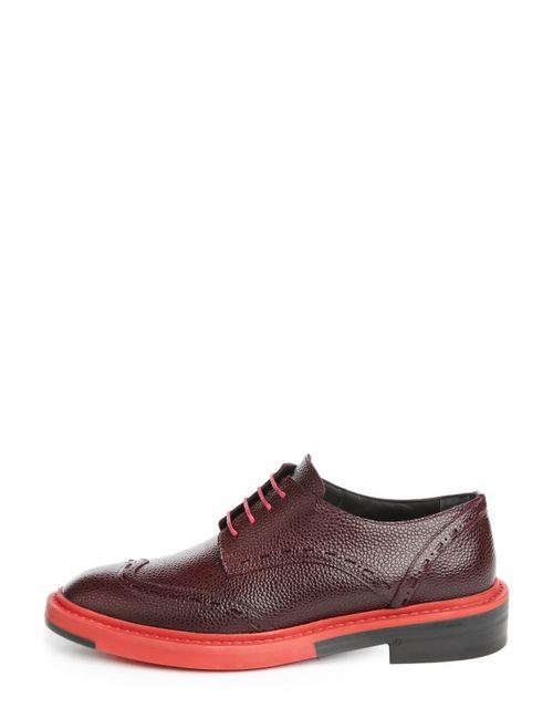 Balenciaga | Женские Красные Ботинки
