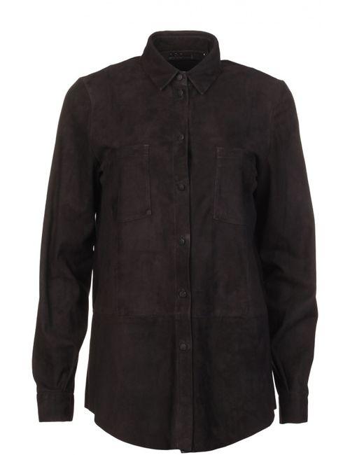 Drome   Женская Чёрная Блуза