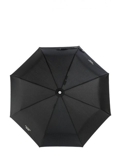 Moschino | Женский Чёрный Зонт