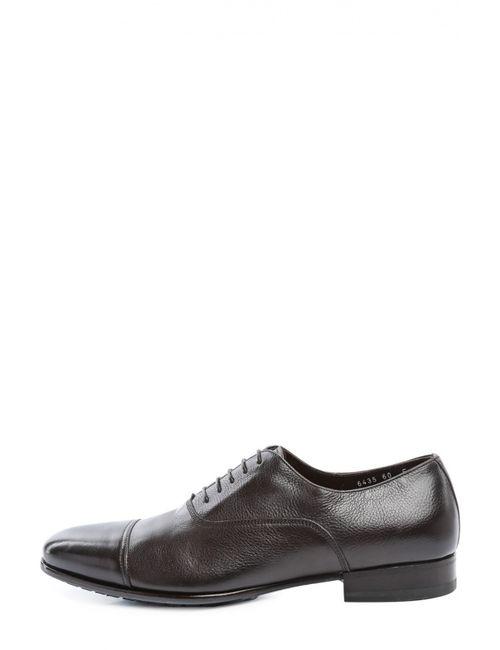 Santoni | Мужские Коричневые Туфли