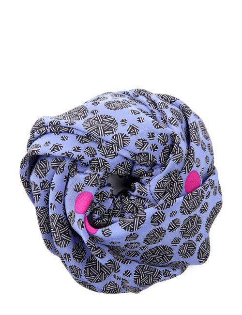 Colette Malouf | Женская Голуба Резинка Для Волос