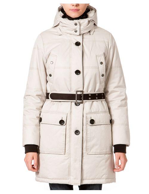 Westland | Женская Оранжевая Куртка Женская Зимняя