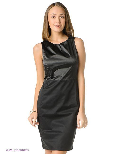 Esprit | Женское Чёрное Платье