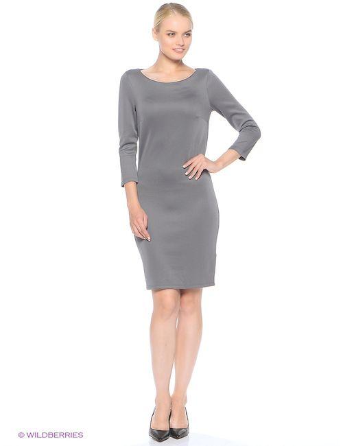 Mohito | Женское Серое Платье