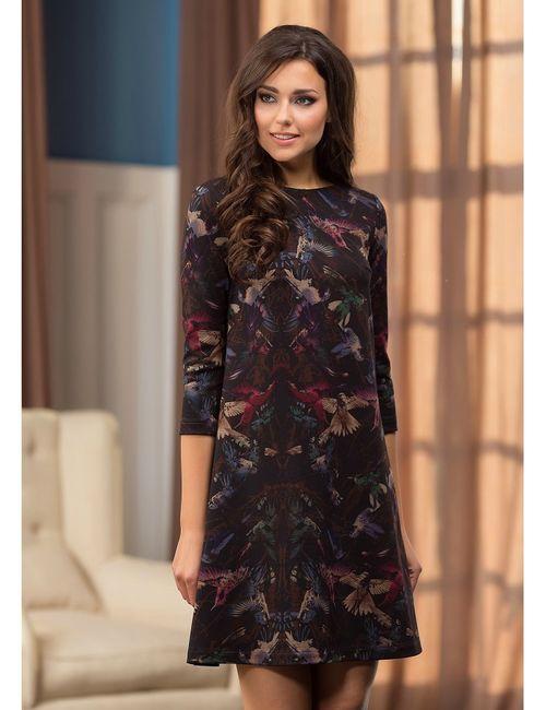 EVA | Женское Чёрное Платье