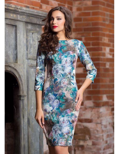 EVA | Женское Голубое Платье