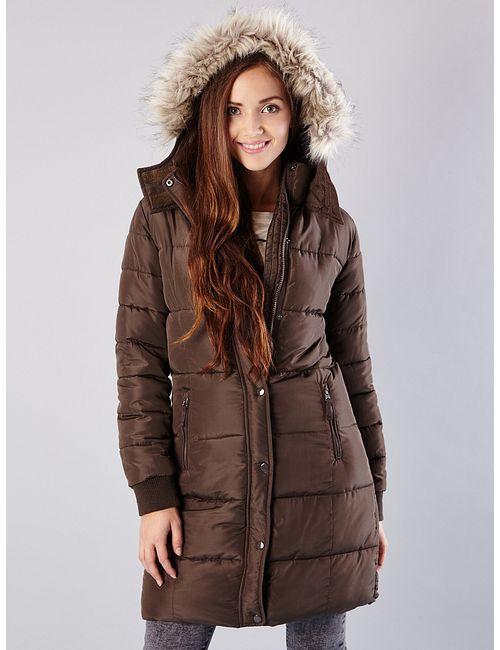Sinsay | Женская Коричневая Куртка