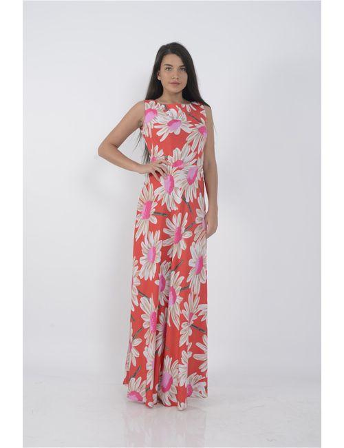 FOR YOU | Женское Розовое Платье