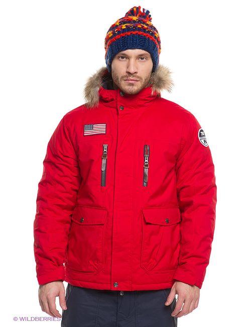 North Sails | Мужские Красные Куртки