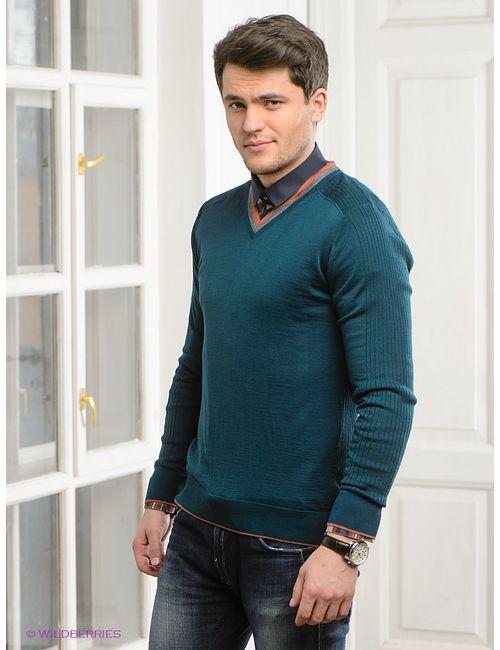 Mondigo | Мужские Зелёные Пуловеры