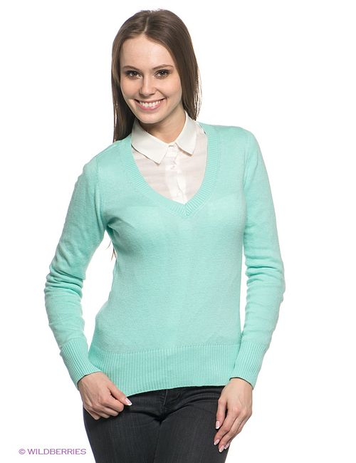 Baon | Женские Зелёные Пуловеры