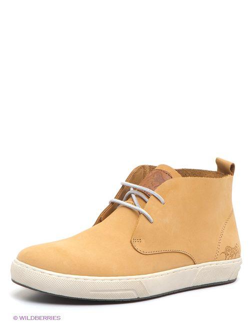 El Tempo | Мужские Бежевые Ботинки