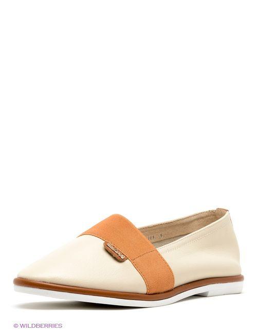 Vitacci | Женские Бежевые Туфли