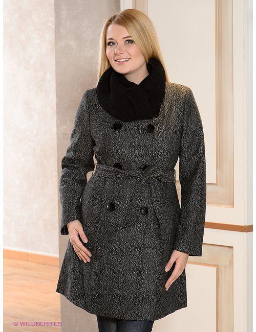 La Reine Blanche | Женское Черный Пальто