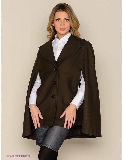 Levall | Женское Коричневое Пальто