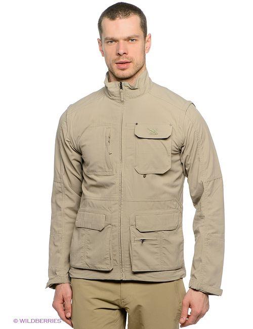 Salewa | Мужские Бежевые Куртки