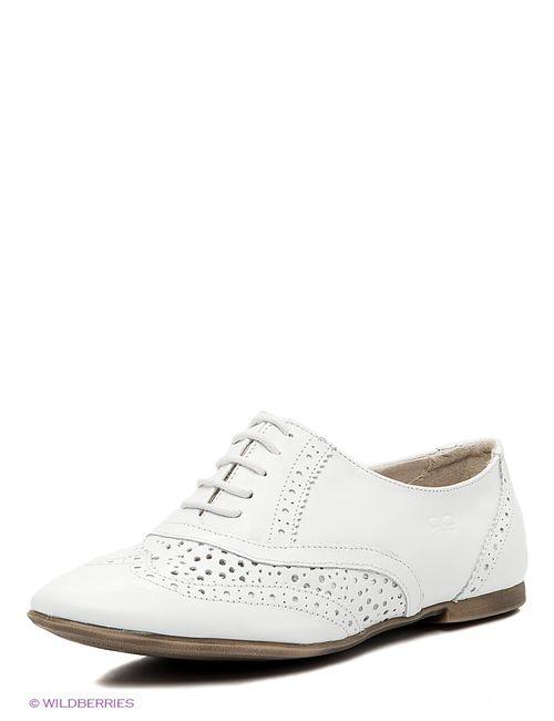 Goergo | Женские Белые Ботинки