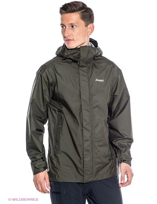 Bergans | Мужские Зелёные Куртки