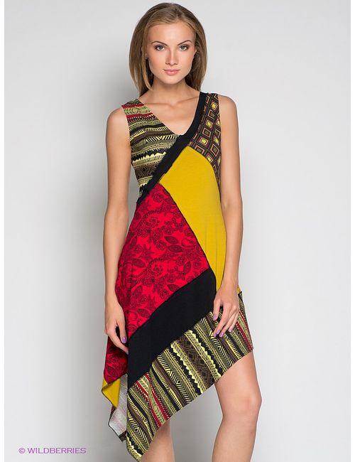 Coline | Женские Жёлтые Платья