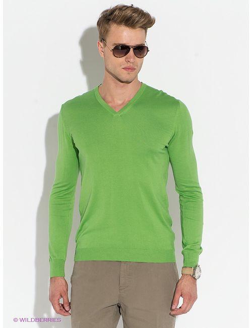 Guess | Мужские Зелёные Пуловеры
