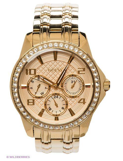 Guess | Женские Золотистые Часы