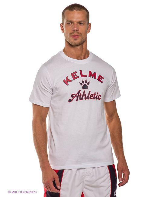 Kelme | Мужские Белые Футболки
