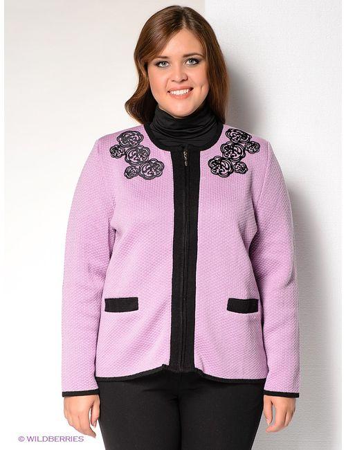 Milana Style | Женская Фиолетовая Кофта