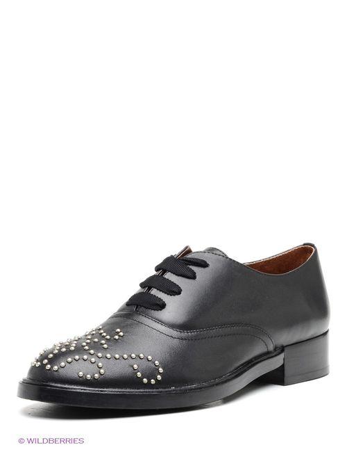 Vitacci | Женские Чёрные Ботинки